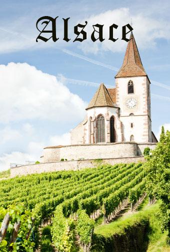 Vignoble Alsace