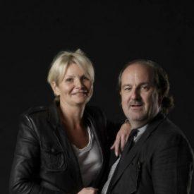 Hervé Laviale et Griet Van Malderen-Laviale