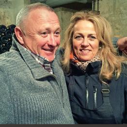 Olivier et Réjane Guyot