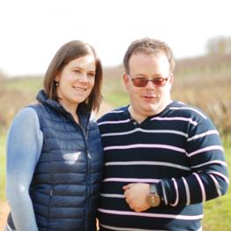 Lise et Thomas Horcher