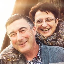 Michelle et Philippe Selle