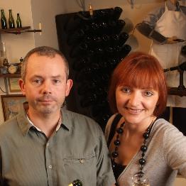 Anna et Franck Météyer