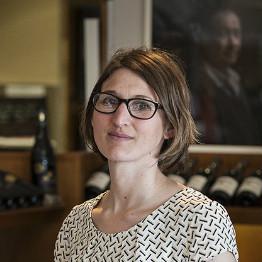 Christelle Roche, responsable œnotourisme