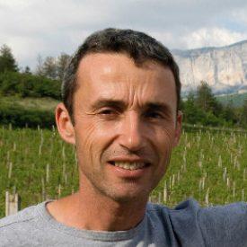 Olivier Rey, Président de la cave et porte parole de 221 viticulteurs.