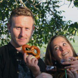 Agnès et Arnaud, des globe-trotteurs amoureux de l'Alsace