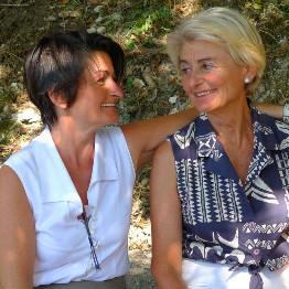 Catherine et Isabelle Orliac, deux sœurs en Aquitaine