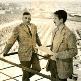 Robert et Marcel Neau, les fondateurs