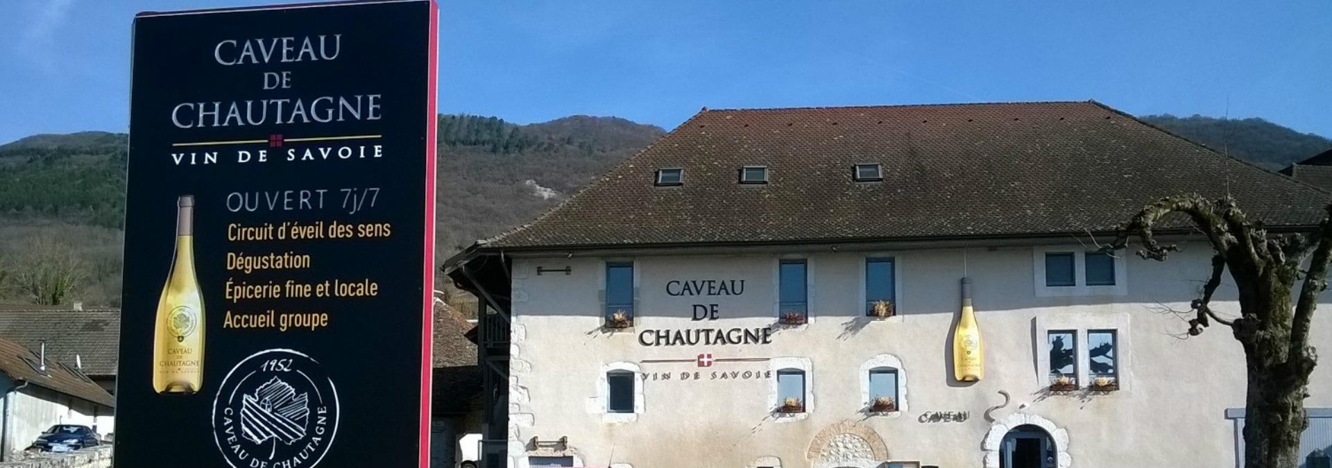 Caveau de Chautagne