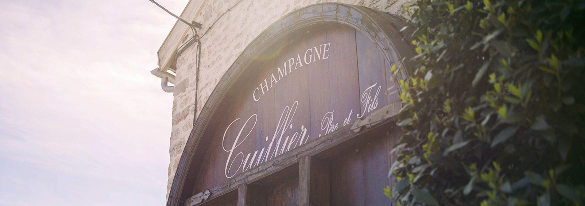 Champagne Cuillier Père & Fils