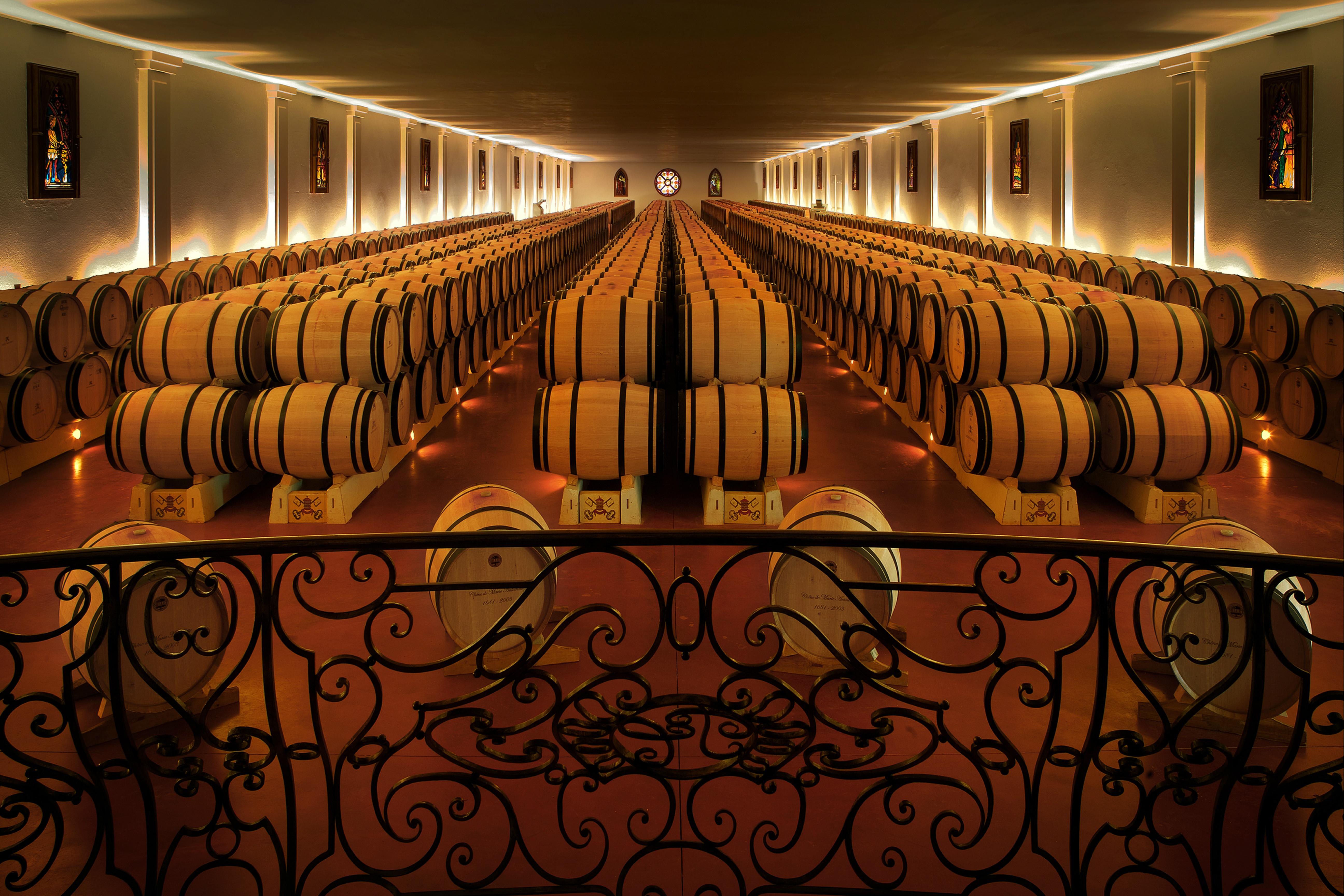 Château Pape Clément : B-Winemaker