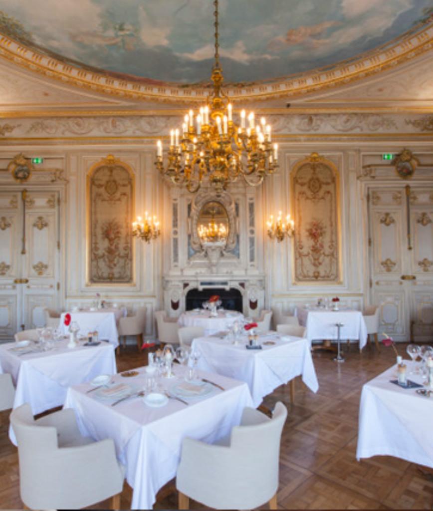 Château de Cîteaux – La Cueillette : Dîner gastronomique avec accord mets/vins