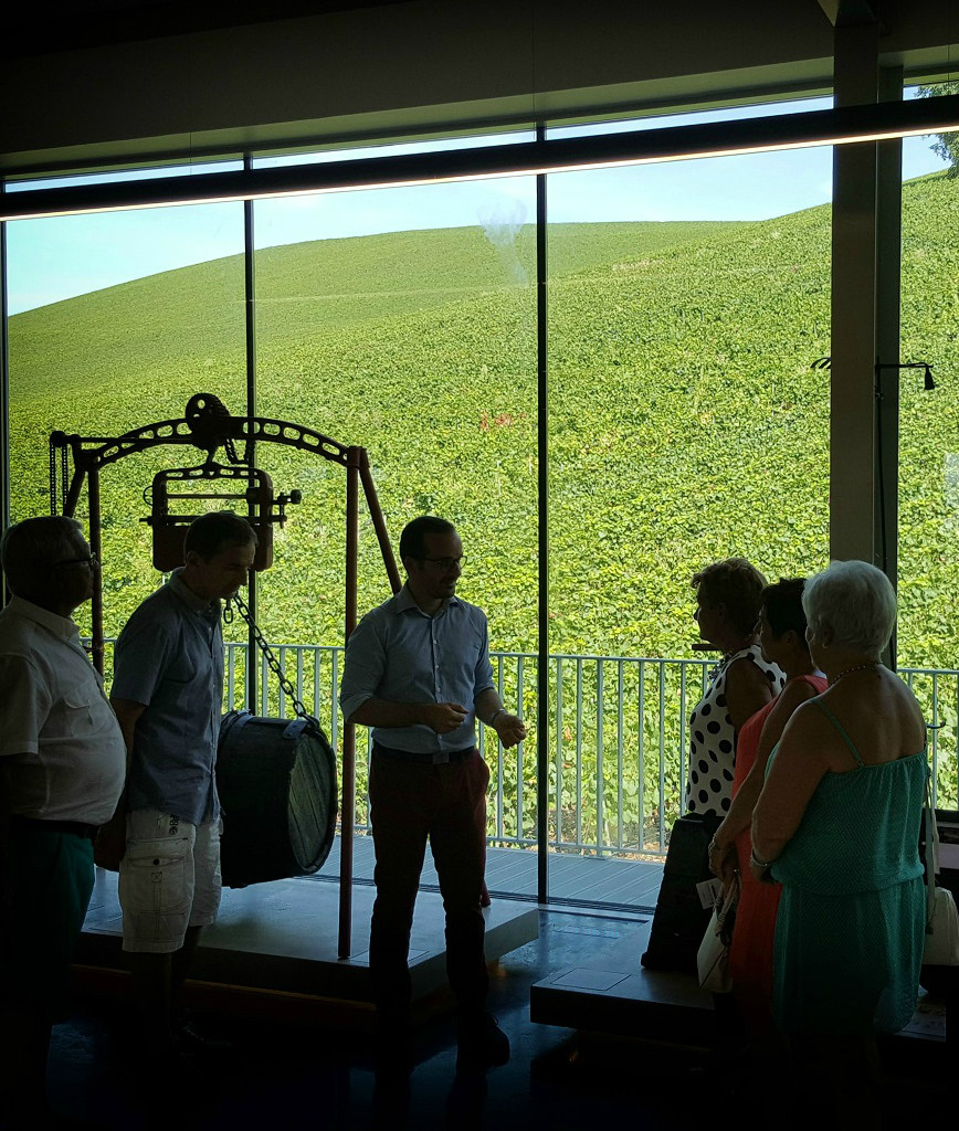 ŒnoSphères : 1 jour découverte, les hauts lieux de la Champagne
