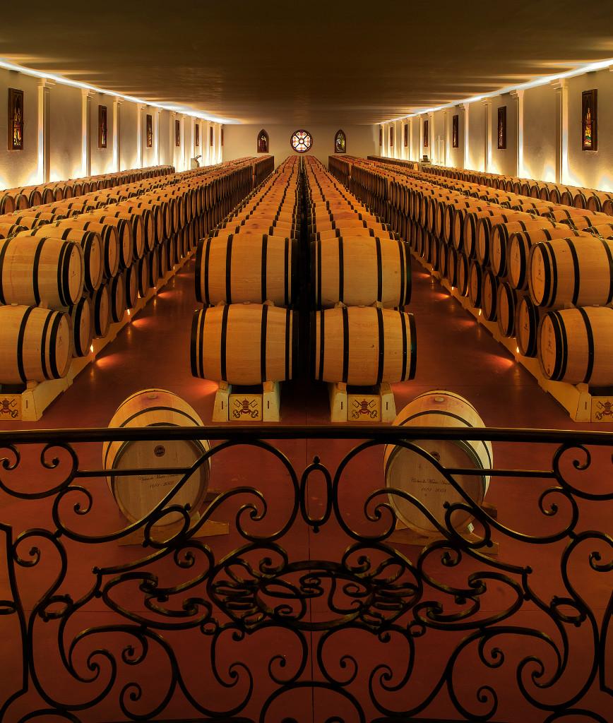 Château Pape Clément : visite et initiation à la dégustation