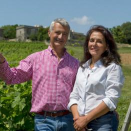 Isabelle et Didier Gil