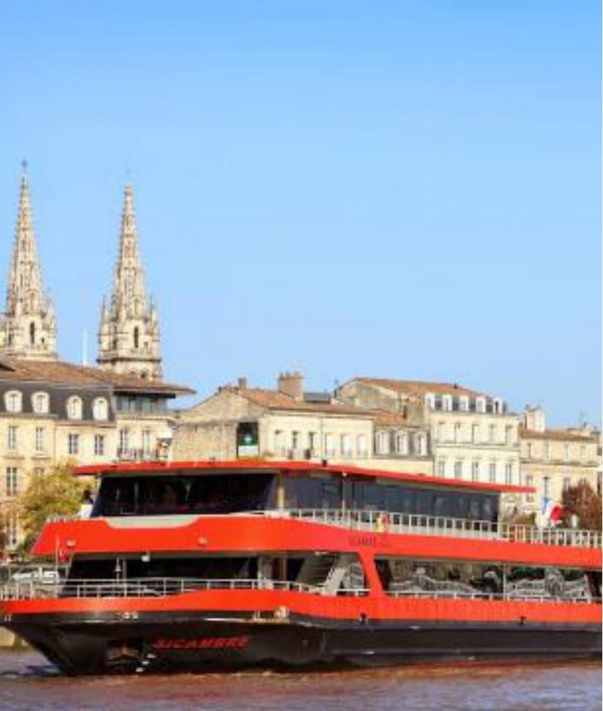 Bordeaux River Cruise : Margaux, en vedette à bicyclette