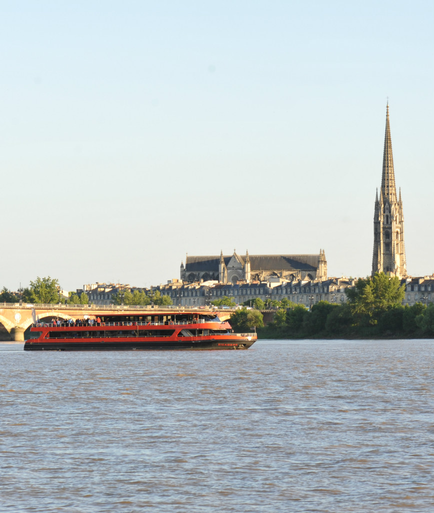 Bordeaux River Cruise : Médoc, Terre de Vins