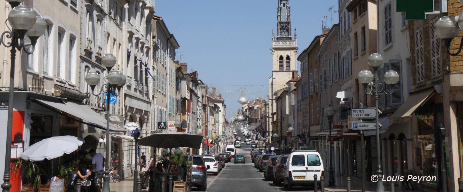 Villefranche sur sa ne la capitale actuelle du beaujolais - Piscine de villefranche sur saone ...