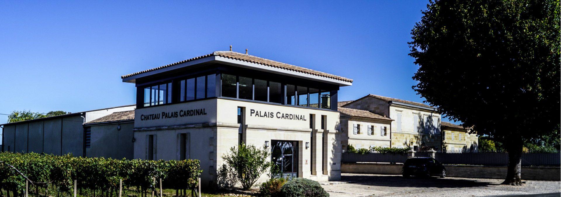 Château Palais Cardinal