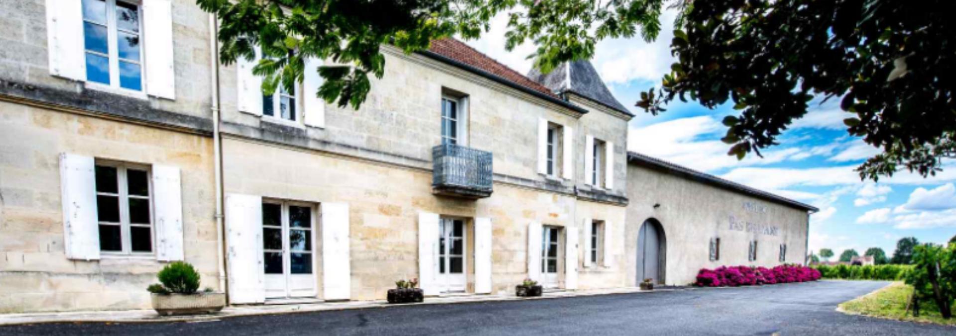 Château Pas de l'Âne – Oenanim