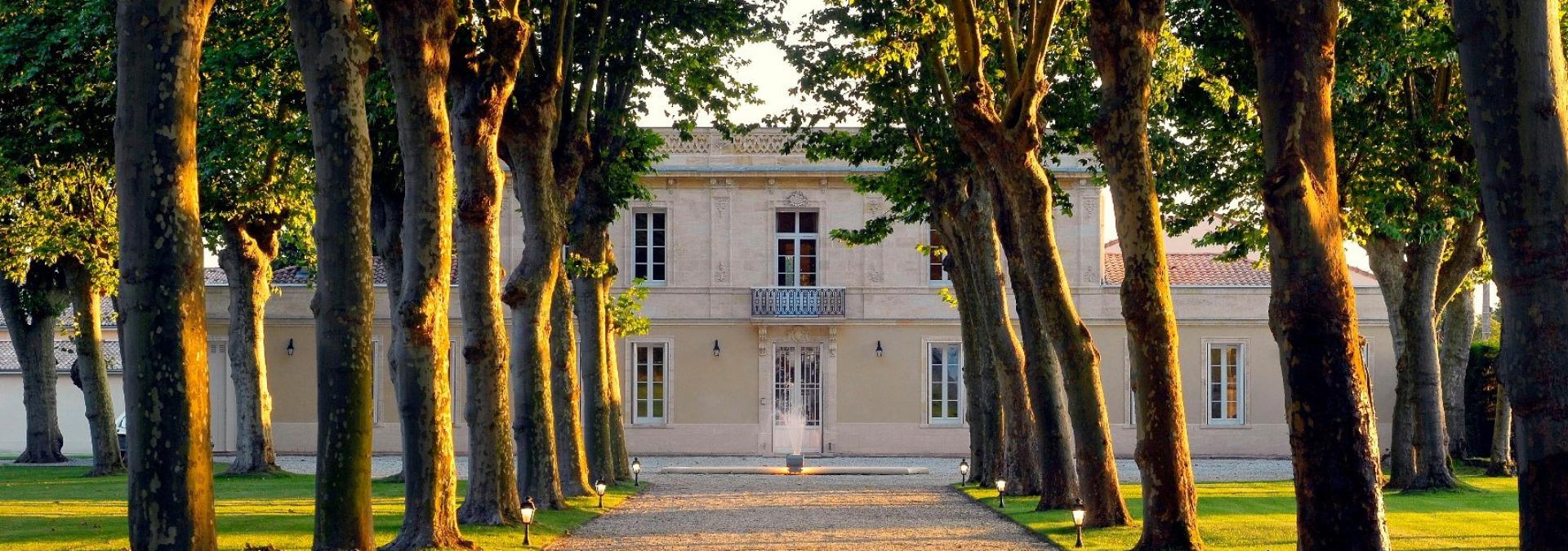 Château Haut Breton Larigaudière