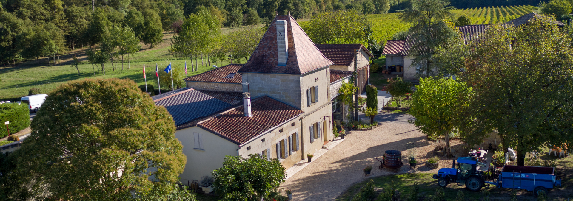 Château Vieux Mougnac