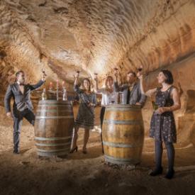 Cave naturelle des Gorges de l'Ardèche