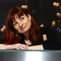 Agnès Vitteaut, la fée bulleuse