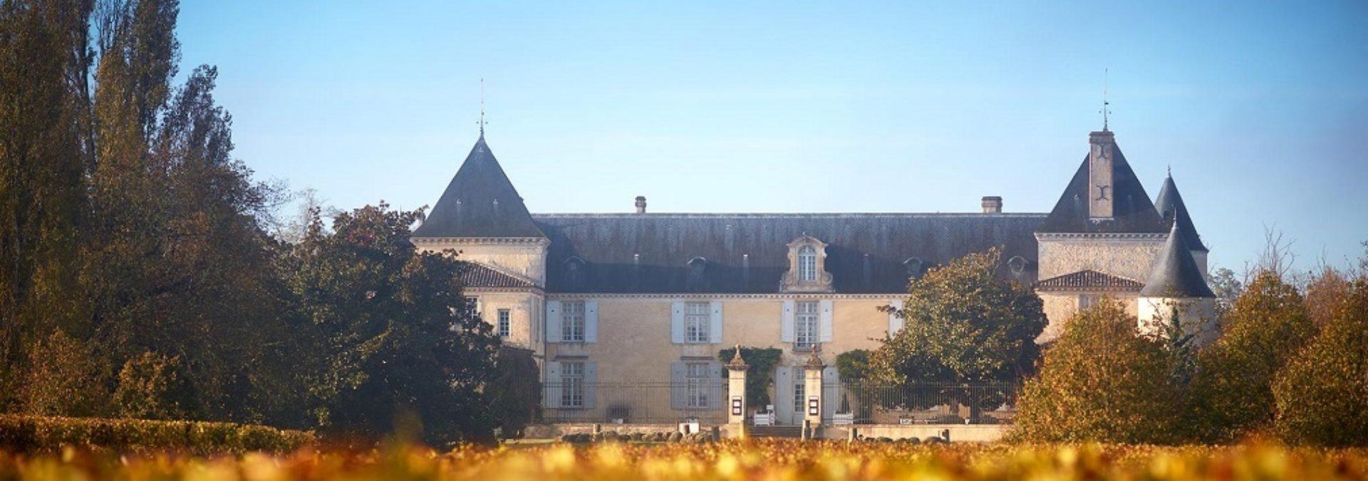 Château Suduiraut 1er Cru Classé en 1855