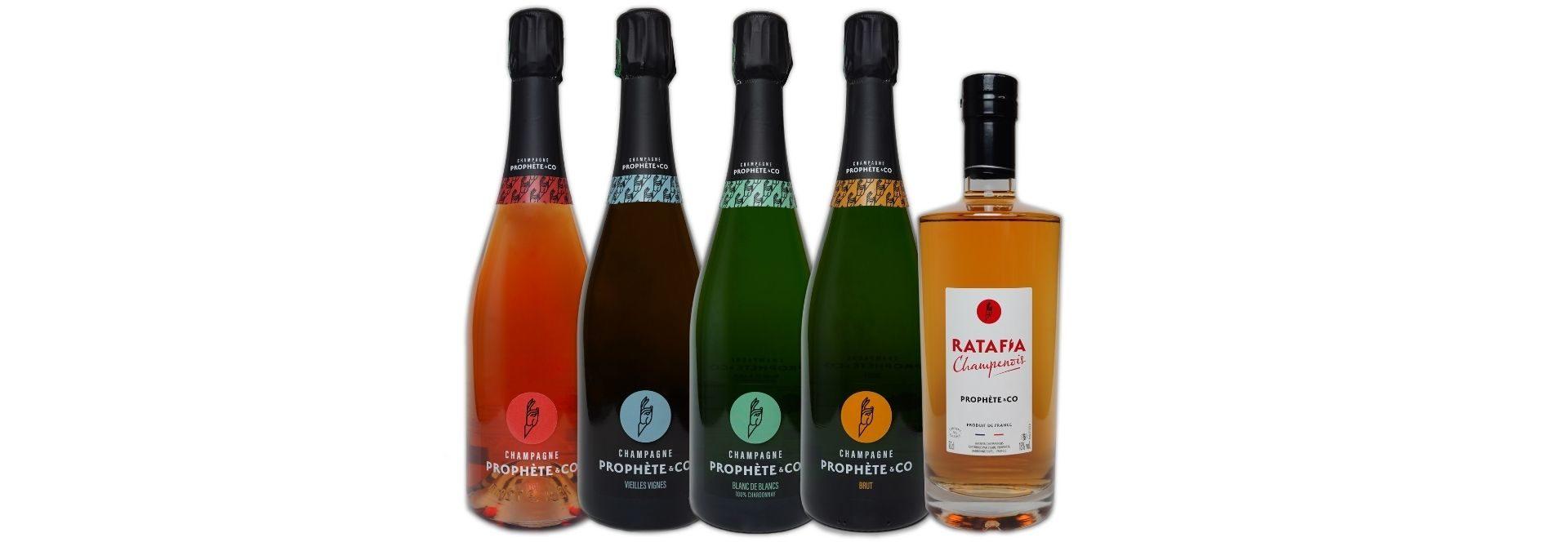 Champagne Prophète & CO
