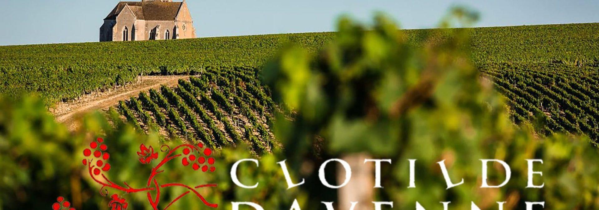 Domaine Clotilde DAVENNE