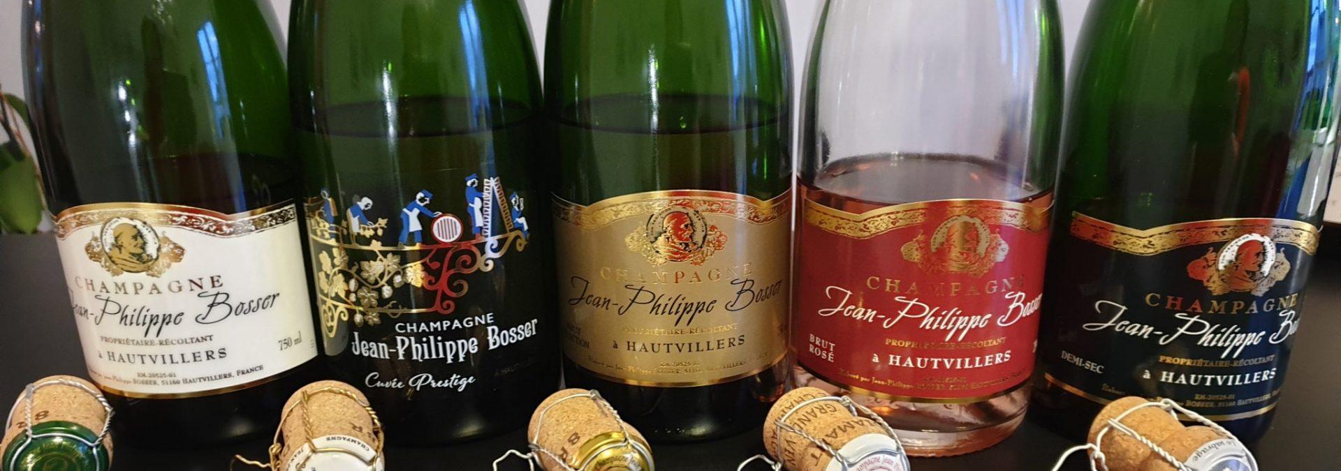 Champagne Jean-Philippe BOSSER