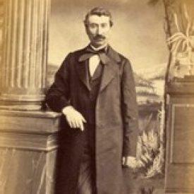 Edmond Barnaut en 1874