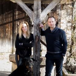 Isabelle, Florence et Joseph BOUCHARD