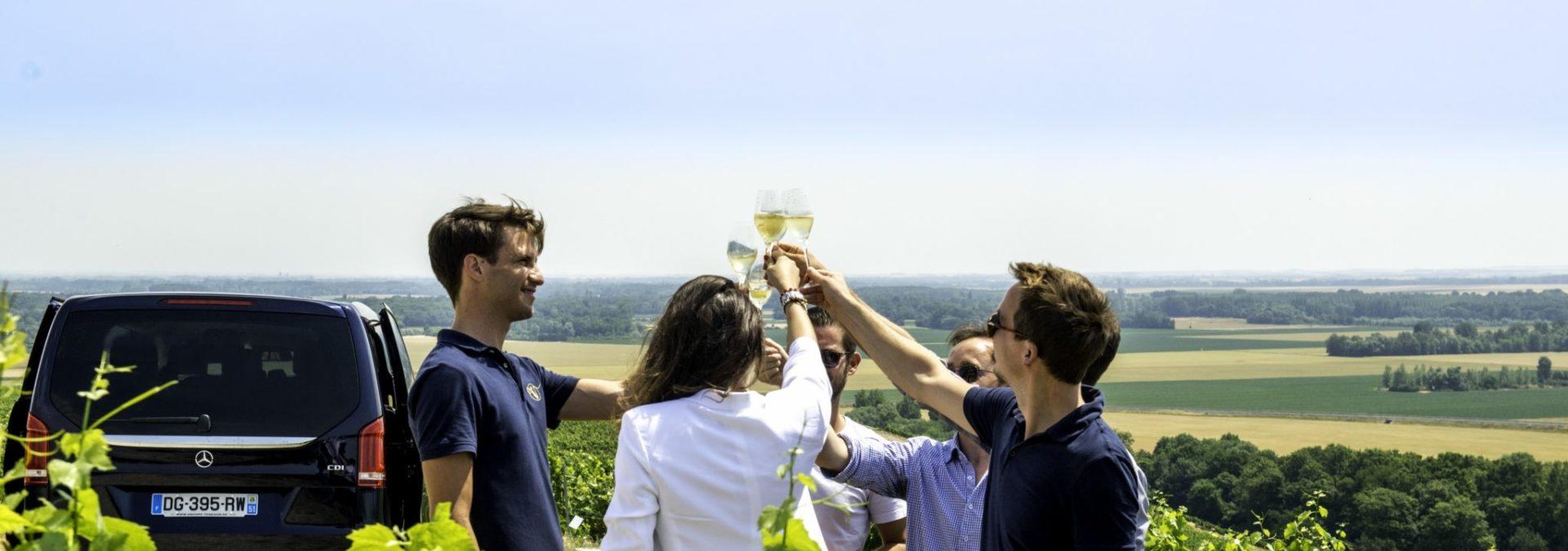 A la Française Champagne