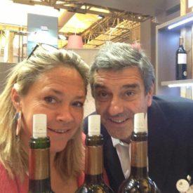 Michel et Marie-Noëlle Marengo