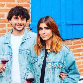Morgane Jouan et Nicolas Baudet