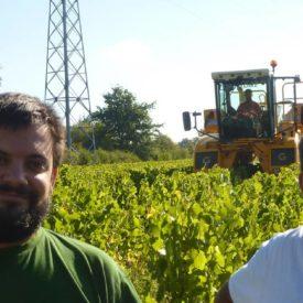 Laurent et Emmanuel Guitteny